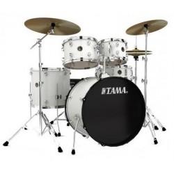 Tama Rhythm Mate 5pc Drum Kit white