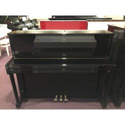 Seiler Piano 116 Primus black polished