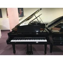 Johannes Seiler Grand Piano 160 trad bk black polished