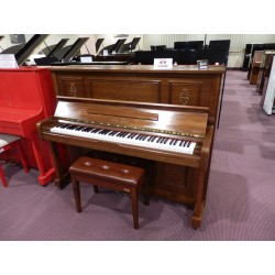 Young Chang 121 Pianoforte verticale usato noce