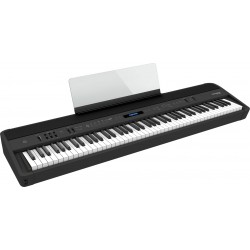 Roland FP90X BK Pianoforte digitale nero