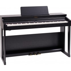 Roland RP701 CB Pianoforte digitale contemporary black
