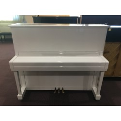 Kawai Pianoforte verticale usato KS1 bianco
