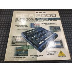 Behringer BCA2000 audio-midi control usato ex demo
