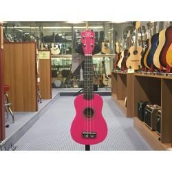 Oqan Ukulele soprano QUK-1 Pink