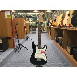 Fender Mini Stratocaster Laurel Fingerboard Black