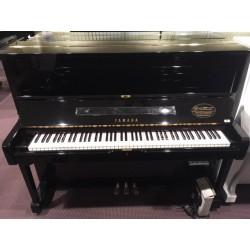 Yamaha U1 pianoforte verticale silent nero usato