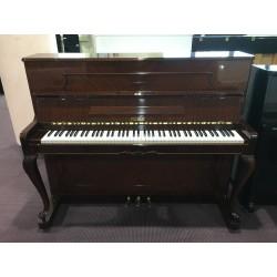 Petrof  Pianoforte verticale Mogano usato