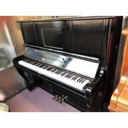 Schneider & Sohn Pianoforte verticale usato nero