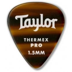 Taylor Confezione da 6 plettri Premium 351 Thermex Pro Picks Shell 1,5 mm