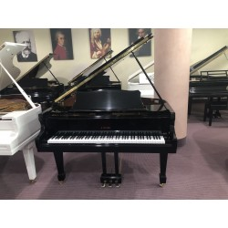 B.Steiner BSIG-52 pianoforte ½ coda nero usato