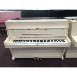 Rieger Kloss Pianoforte bianco usato