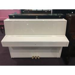 Rosler Pianoforte verticale bianco avorio usato