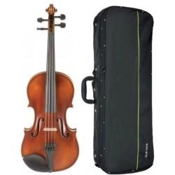 Gewa Violino ALLEGRO-VL1 4/4 con setup, custodia rettangolare, archetto Massaranduba, corde AlphaYue