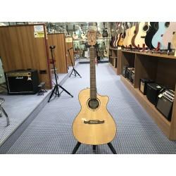 Fender FA-345CE Auditorium Natural WN