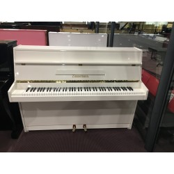 Zimmermann Pianoforte verticale 110 bianco usato