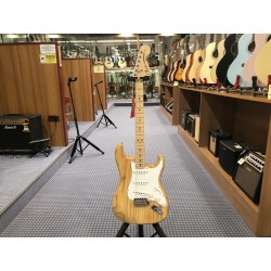 Fender Classic Series '70s Stratocaster Natural W/Gig Bag