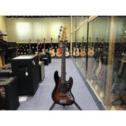 Fender American Professional II Jazz Bass V 3-Color Sunburst