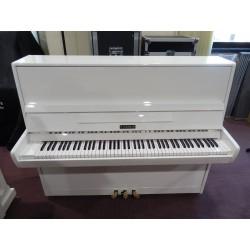 W.Hausmann Pianoforte verticale usato bianco