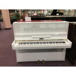Hausmann Pianoforte verticale usato bianco