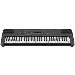 Yamaha PSRE360B Black Digital Keyboard