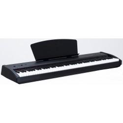KIT W.Hausmann P50B nero piano digitale + supporto KS017 mi.lor  + Panca SB006 mi.lor