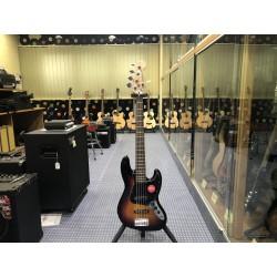 Fender Affinity Series Jazz Bass V Black Pickguard 3-Color Sunburst