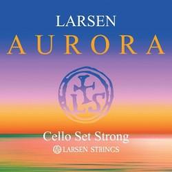 Larsen Corde per violoncello Aurora Set 4/4 Medium