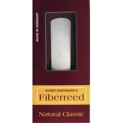 Fiberreed Ancia Sassofono Soprano Natural Classic M